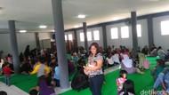 Cerita Kalapas Perempuan Bandung Pergoki Napi Sering Berduaan