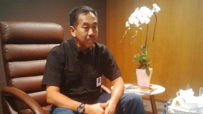 Direktur Utama Angkasa Pura II Muhammad Awaluddin