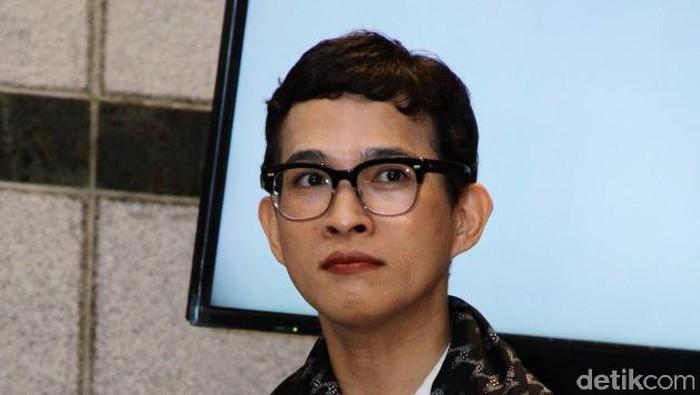 Oscar Lawalata saat ditemui di Grand Indonesia