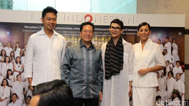 'I Am Indonesian', Perayaan Hari Jadi Ke-3 Galeri Indonesia Kaya