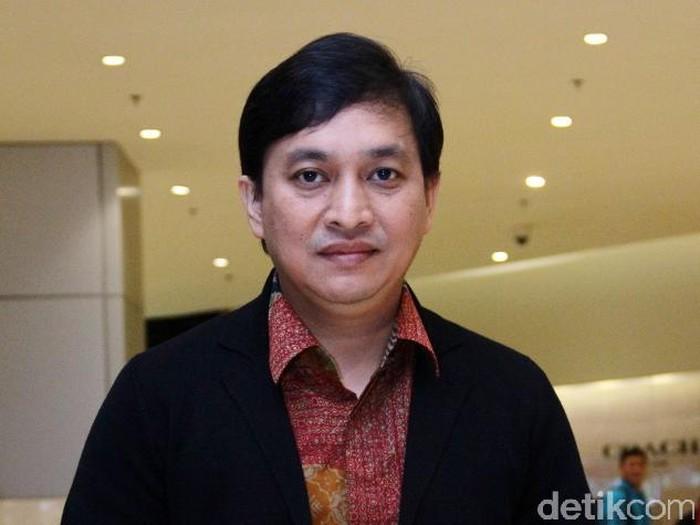 Yovie Widianto saat ditemui di Grand Indonesia