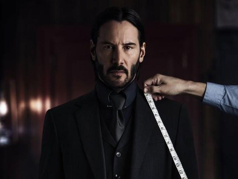Keanu Reeves Konfirmasi Judul John Wick 3, Apakah Itu?