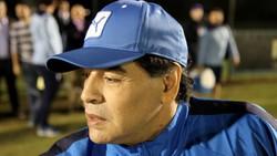 Riwayat Kesehatan Maradona Sebelum Meninggal karena Henti Jantung