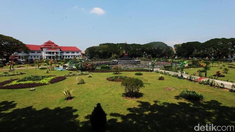 Kota Malang Terpilih Jadi Kota Udara Terbersih di Asia