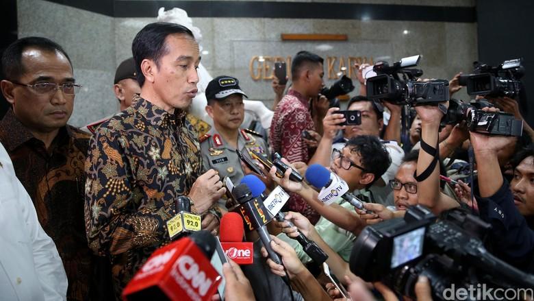 Ini Dia Paket Reformasi Hukum Tahap I Presiden Joko Widodo