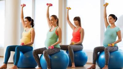 Rajin Olahraga Saat Hamil Bantu Percepat Durasi Persalinan