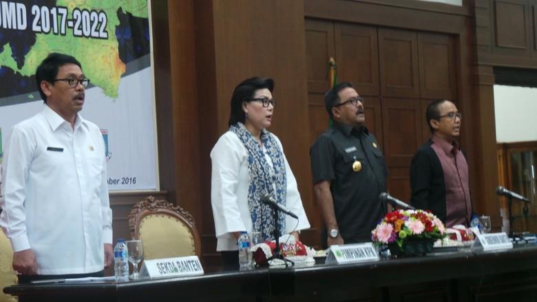 Setelah Pencegahan Korupsi, Kini Banten Gandeng KPK dalam Rencana Pembangunan