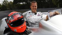 Kejutan Keluarga Menyambut Ultah ke-50 Michael Schumacher