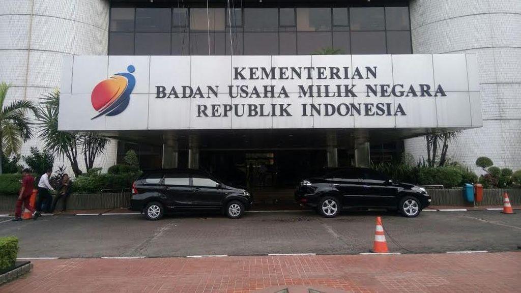 Pupuk Indonesia Pastikan Tak Ada Direksi Kena OTT KPK