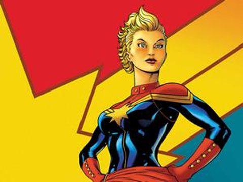 Bagaimana Marvel Membangun Karakter Superhero Perempuan?