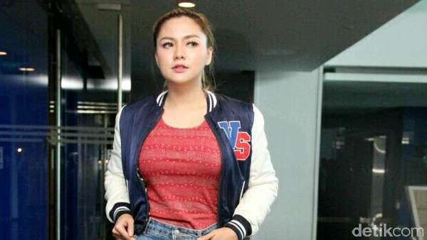 Vicky Shu Jadi Chubby