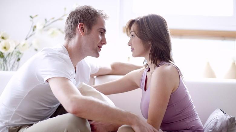 Bahasa cinta pasangan/ Foto: thinkstock