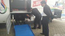 Bus Ramah Disabilitas untuk Atlet Peparnas Diklaim Pertama di Indonesia