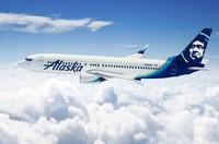 Alaskan Airlines juga masuk ke dalam 10 besar. (Alaska Airines)