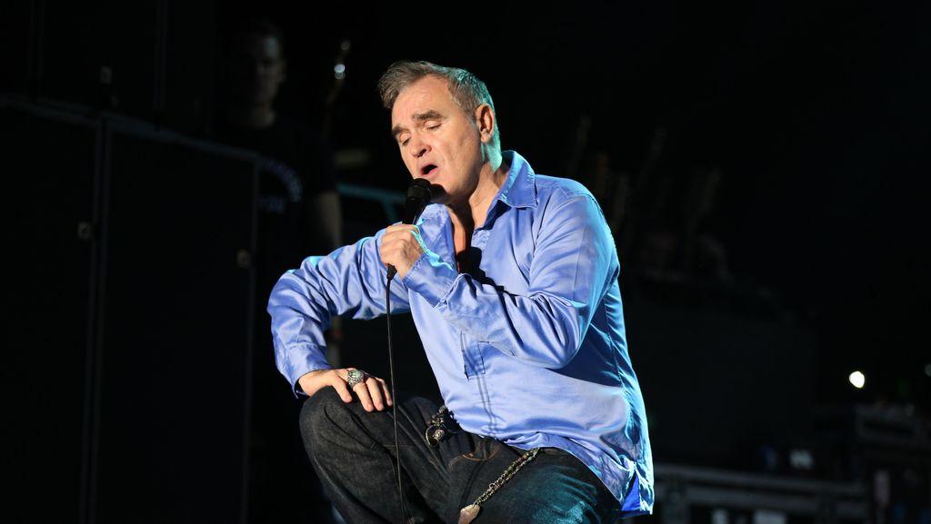 Morrissey Bakal Tinggal di Las Vegas Selama Musim Panas