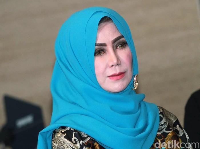 Amy Qanita saat ditemui di kawasan Kebon Jeruk