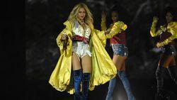 Beyonce Disebut Sebagai Selebriti Paling Berjiwa Sosial 2016