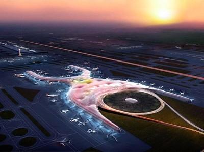 Seperti Ini Gambaran Bandara di Masa Depan