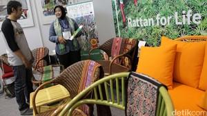 Rotan Diselundupkan ke China, Industri Mebel RI Kurang Bahan Baku