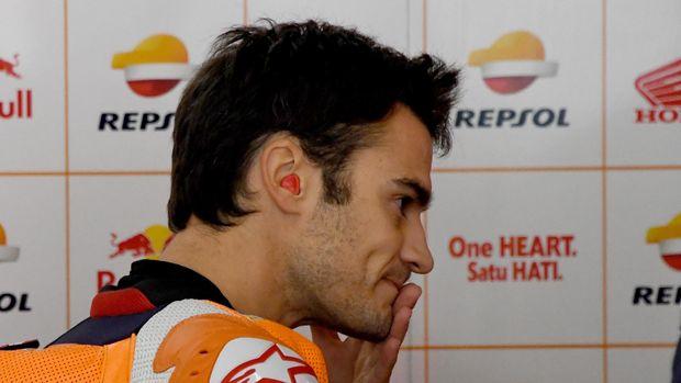 Posisi Dani Pedrosa di Repsol Honda musim depan digantikan Jorge Lorenzo.