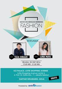 Yuk, Intip Bisnis <i>Fashion</i> Luna Maya dan Yasa Singgih di d'Preneur