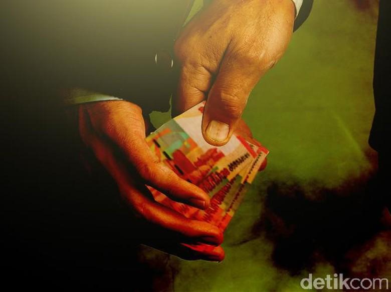 Mantan Sekda Cianjur Diminta KPK Gadungan Setor Rp 125 Juta