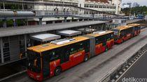 Catat! Penumpang Transportasi Umum di Jakarta Wajib Pakai Masker Hari ini