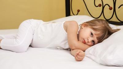 5 Penyebab Balita Alami Insomnia