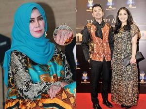 Amy Qanita dan Cincin Berlian, Raffi Ahmad dan Nagita Slavina Akur