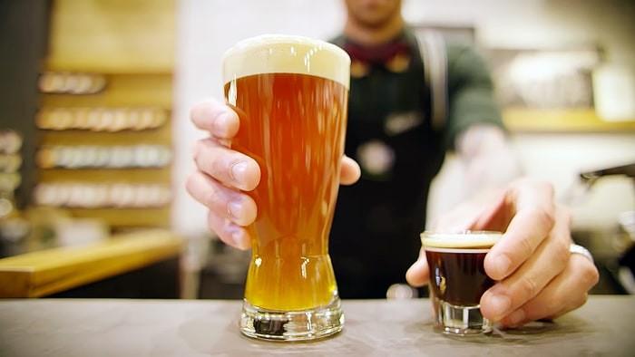 Sluurp Beertail Racikan Terbaru Bir Dan Espresso Dari Starbucks Amerika