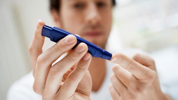 Diabetes bisa menyerang bila diet tidak dijaga. (Foto: iStock)