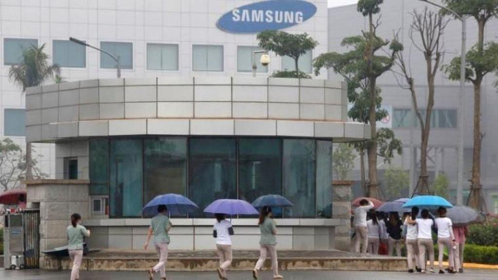Bisnis Melambat, Samsung Akan Tutup Pabrik di China
