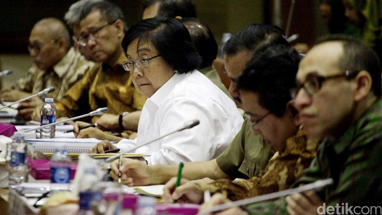Menteri Siti dan DPR Bahas Kesepakatan Paris