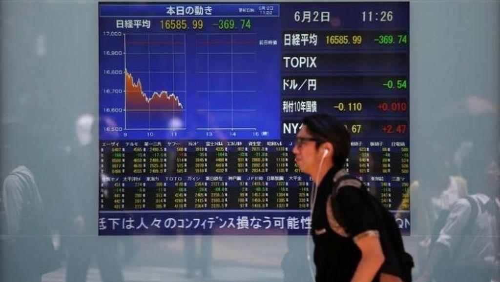 Bursa Asia Mulai Pulih dari Sentimen Nuklir Korut