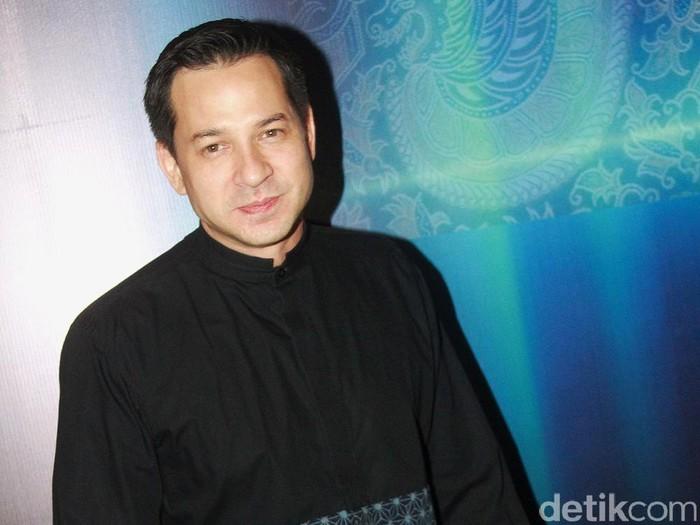Ari Wibowo saat ditemui acara Panasonic Gobel Award di Djakarta Theater, Jakpus, Jumat (14/10/2016). Gusmun/detikFoto