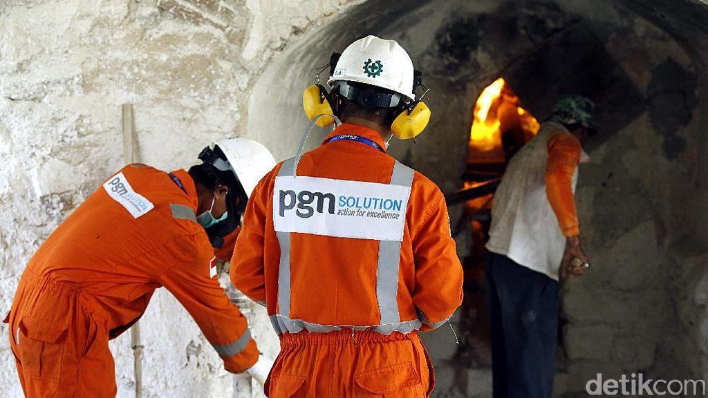 Menakar Peran PGN dalam Holding BUMN Migas