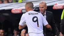 Real Madrid Berharap Karim Benzema Fit di Laga Derby