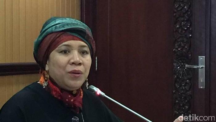 Ketua DPP PPP Lena Maryana Mukti