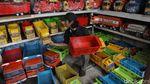 Geliat Penjual Mainan Kayu di Jakarta