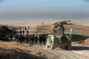 Turki Serang Kawasan Kurdi di Suriah dan Irak, Puluhan Orang Tewas