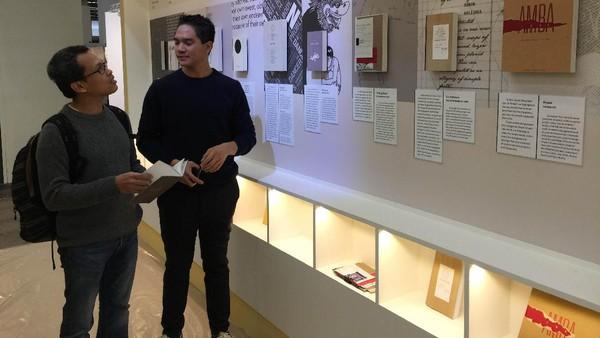 Membaca Filosofi di Balik Stand Indonesia di Pameran Dagang Buku Terbesar di Dunia