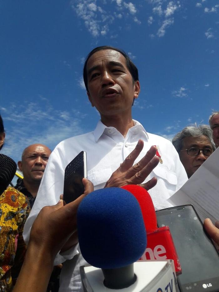 Presiden Jokowi (Foto: Eduardo Simorangkir)