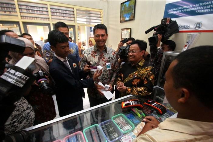Bni Dukung Program Indonesia Pintar Dan Uji Coba Kip Plus Di Jogjakarta