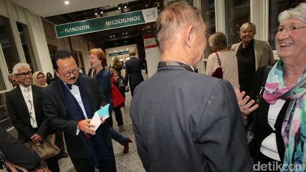 Frankfurt Book Fair 2016, Siapa Bilang Buku akan Mati