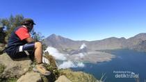 Menyandang UNESCO Global Geopark, Tugas Berat Menanti Rinjani