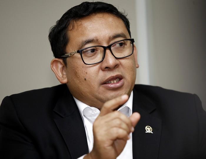 Wakil Ketua DPR Fadli Zon. Foto: Muhammad Ridho/detikcom