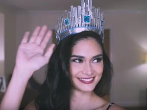 Miss Universe 2015 Beri Tutorial Makeup Untuk Kontes Kecantikan