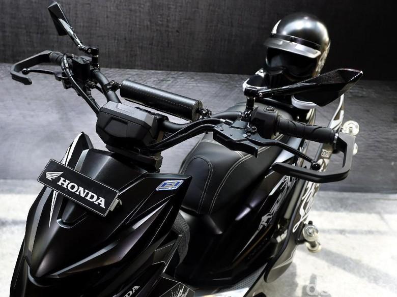 Bikin Honda Beat Stret Makin Gagah Dengan Paket Akesesori