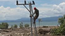Jelang Natal, 60 Desa di Papua Teraliri Listrik