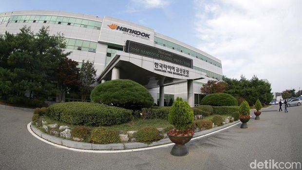 Canggih pusat riset hankook di korea rumah dari